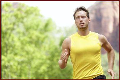 Joggen fit zu halten